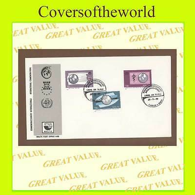 Malta 1988 Anniversaries & Events First Day Cover