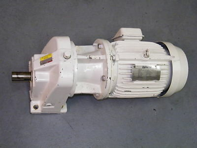 sterling electric inc 5hp motor washdown sanitary pump T-MTR1298 230/460v 1725
