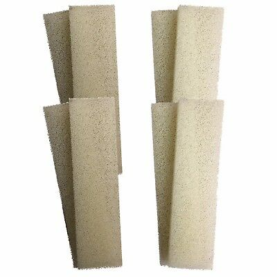 8 x Compatible Foam Filter Pads Suitable For Fluval U4 Aquarium Filter