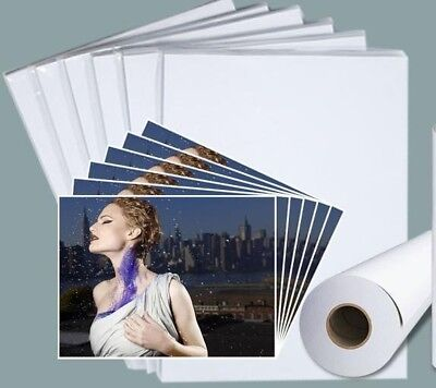 100 A4 Inkjet Double Sided Matte Photo Paper for PHOTOs 180g 180gsm Canon Epson