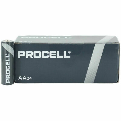 Aa Duracell Procell Batteries 48 Pack (48 Batteries) *always Fresh Inventory*