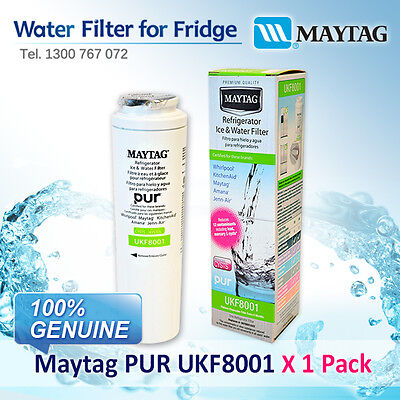 Amana Jenn-Air Maytag Ukf8001 Water Filter   Ukf8001Axx