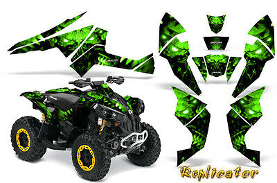 Can-Am Renegade Graphics Kit by CreatorX Decals Stickers RCG