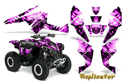 Can-Am Renegade Graphics Kit by CreatorX Decals Stickers RCP