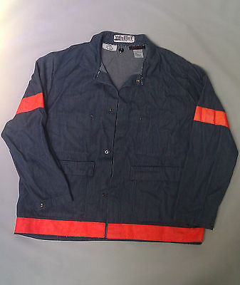 Steel Grip Inc.  Pr97 Flame Resistant Welders/smelter Jacket/coat  Large