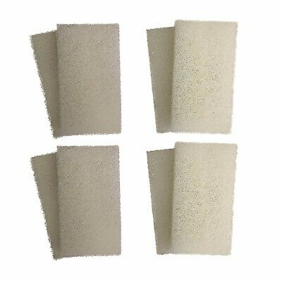 8 x Compatible Foam Filter Pads Suitable For Fluval 2+ Plus Aquarium Filter
