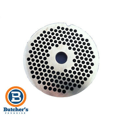 Butcher's #42 Mincer Plate-6Mm(New)