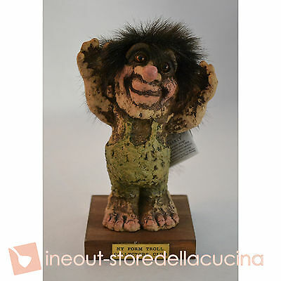 TROLL NY FORM Club 2005 nyform da collezione originale norvegesi TC05
