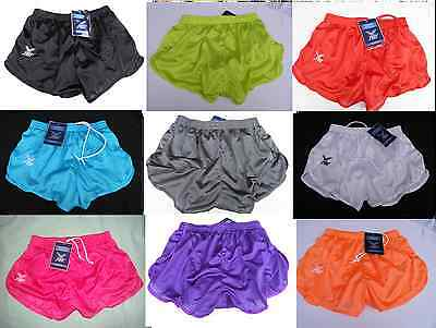 """FBT Running Shorts curved-cut Many Colors ~L (32 to 34"""") ~unisex~sexy~best value"""