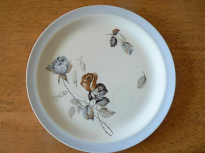 Alfred Meakin salad plate (Sapphire Rose) 3 available