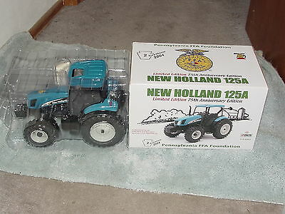 Ertl 1/16 New Holland 125A Tractor Le Ffa Pennsylvania 75Th Anniversary