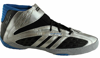 Adidas Vaporspeed Mens Ventilated Fashion Hi Top Wrestling Boots/shoes