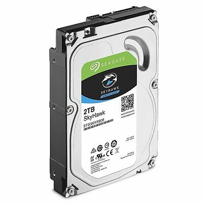 "Western Digital WD Caviar Red 2TB SATA3 Intellipower 3.5""Internal Hard Drive NAS"