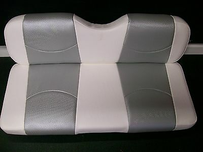 Club Car DS 00 Up Golf Cart Front Seat Replacement Cover Set