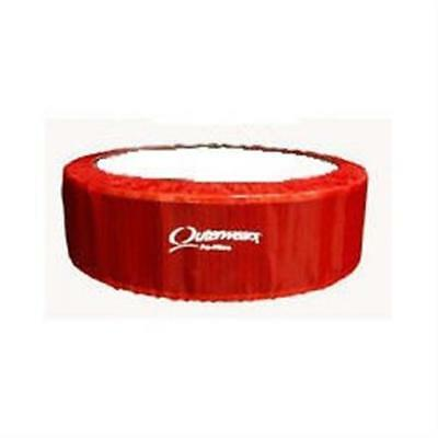 Outerwear Red 14 x 4 Air Cleaner Dirt Racing Modified UMP IMCA Outer Wear