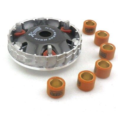 Front Drive Clutch for 50cc GY6 Chinese Gas Moped Scooter Engine Parts