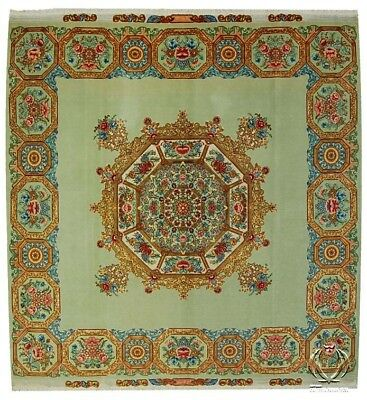 1446-Tappeto Extra Fine Orientale Best Quality - CM 200x200 - Galleria farah1970