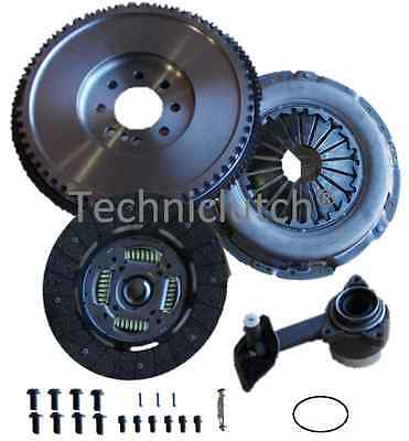 Ford Mondeo TDCI 5 Speed Dmf To Smf Flywheel Conversion Clutch Kit And Slave Brg