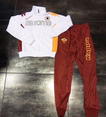 7cc4b0624e NIKE AS ROMA Tuta Training Junior Bambino Revolution Sideline Knit ...