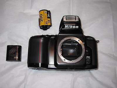 Great Condition Nikon N6006 35mm SLR Film Camera Body Only