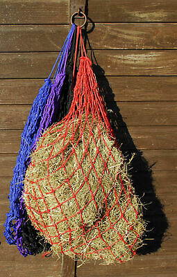 Small Holed Haynet With Metal Rings - Packs of 1, 2, 3, 4, 5 & 6 One Postage!