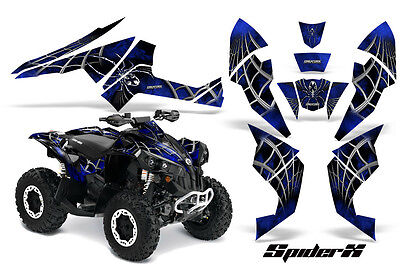 Can-Am Renegade Graphics Kit by CreatorX Decals Stickers SXBL