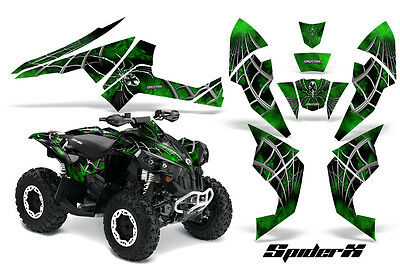 Can-Am Renegade Graphics Kit by CreatorX Decals Stickers SXG