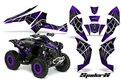 Can-Am Renegade Graphics Kit by CreatorX Decals Stickers SXPR