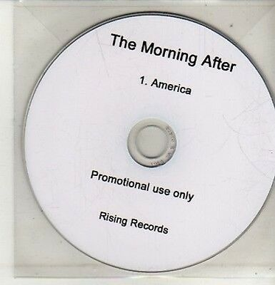 (CM731) The Morning After, America - DJ CD