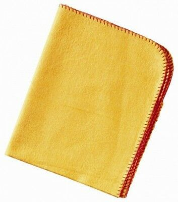 Rushmere Traditional Yellow Duster Cloth Multi Surfaces 50cm x 40cm