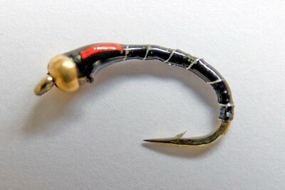 BROWN Epoxy Buzzers Fly Fishing Trout Flies various options by Dragonflies