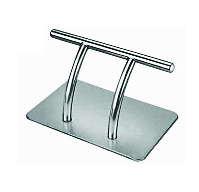 Stainless Steel Footrest Barbers Chair Salon Equipment Hair Salon/Hairdressing