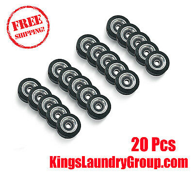 20pcs  Roller Bearing For  Huebsch,Speed Queen Dryer # 70298701 Free Shipping ~~