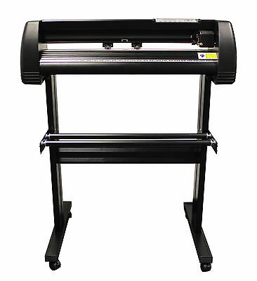 Mh721 Vinyl Plotter Cutter, Fast Delivery Optical Eye With Stand -28 Inch