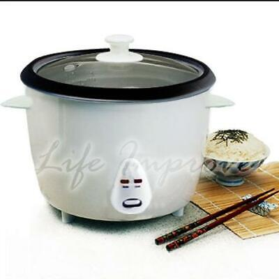 0.8L Liter Automatic Non Stick Rice Cooker Warmer Cook Nonstick Measuring Cup