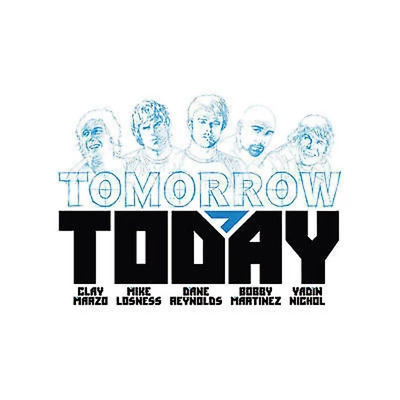 Tomorrow Today - Surfing DVD