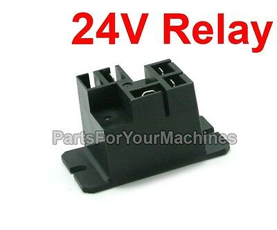 Relay For 24V Battery Chargers, 30A, T9Ap1D52-24-01, Forklifts, Tyco Electronic