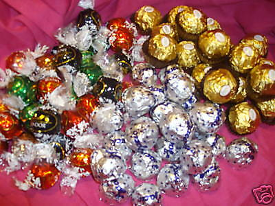 The Best 3 Chocs - By The Kilo Super-Mix  Free Postage!