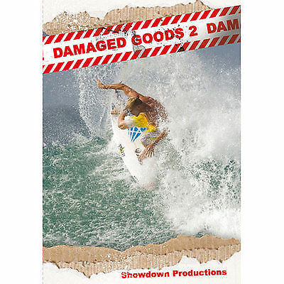 Damaged Goods 2 - Surfing DVD