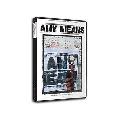 Rome 'Any Means' - Snowboarding DVD