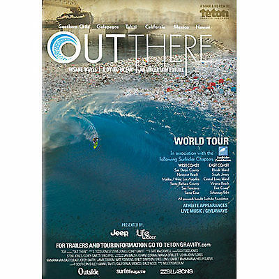 Out There - Surfing DVD