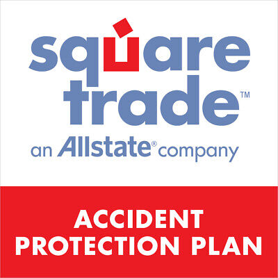 1-Year SquareTrade Warranty + Accidents (Cell Phone $350-400)