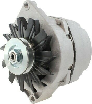 New Alternator Combines F2 F3 K2 N5 N6 N7 Case Tractors Cummins DT-466 7853