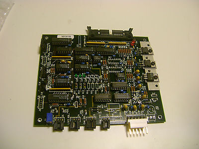 KLA - TENCOR Flat finder  power board,   FAB 174190  REV A. ASSY. 174203