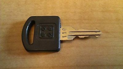 Armstrong K5 type code 110, cut key