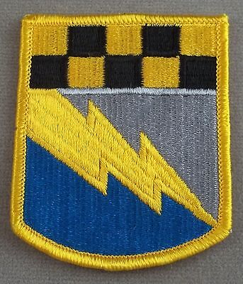 US Army 504th Intelligence Brigade Full Color Merrowed Edge Used Patch