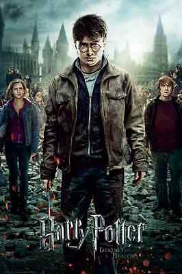 Harry Potter Deathly Hallows Poster Fp2601 (T8)