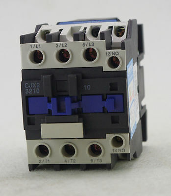 CJX2-2510 3P+NO 660//690V Coil 25A 15KW LC1 AC Contactor Motor Starter Relay