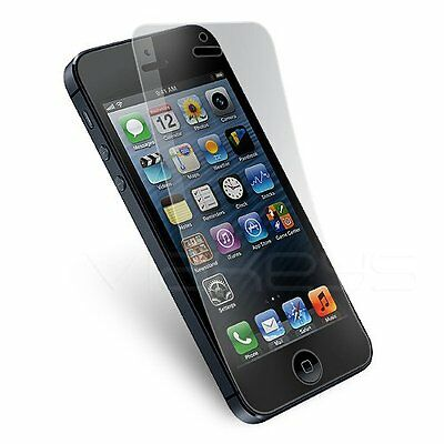 Yellow-price Clear Invisible Screen Protector for Apple iPhone 5 w/clean cloth
