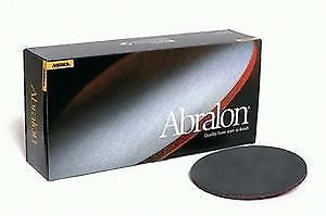 "Mirka 8A-240-3000 Abralon 6""Foam/Sponge-Backed Grip Wet/Dry Discs 3000G,10/Box"